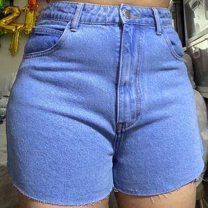 Princess Polly/Country Denim shorts